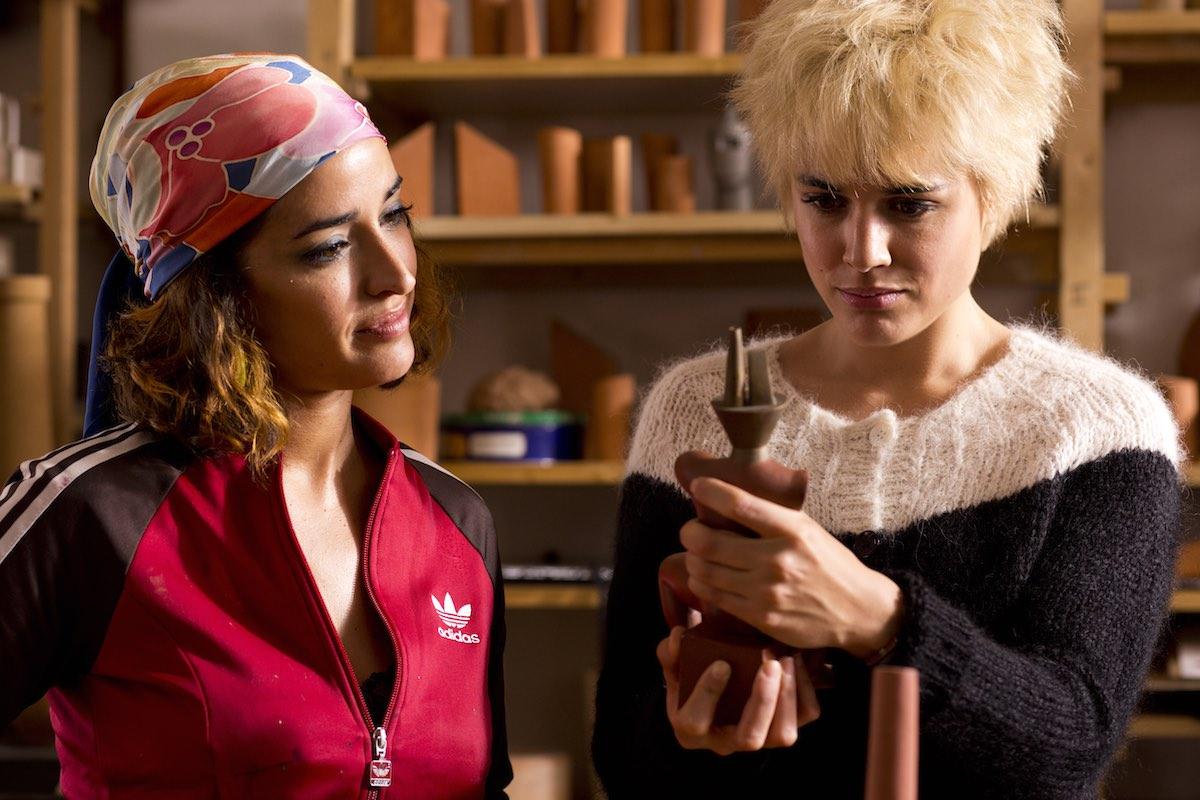 Ava e Julieta: curiosamente, as duas eram capazes de manter um relacionamento de amizade, embora a culpa que perpassa as duas tenha origem no mesmo homem.